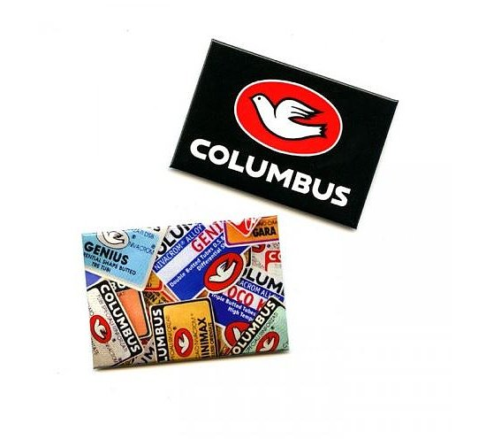 Bild 1 - Cinelli COLUMBUS MAGNETS Fridge Magnets