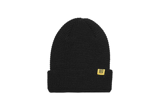 Bild 1 - Kink SUBTLE II Beanie schwarz one size fits most