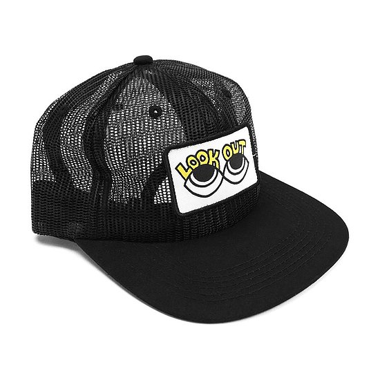 Bild 1 - Cult LOOK OUT ABOVE 6-Panel Cap black adjustable in size