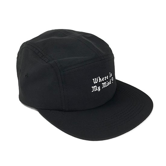 Bild 1 - Cult MY MIND Strapback Cap black adjustable in size