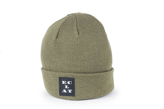 Bild 1 - éclat CURRENCY Beanie olive one size fits most