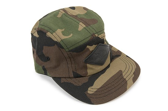 Bild 1 - Animal CONCEAL 5 PANEL Mütze camo one size fits most
