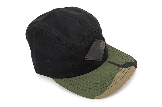 Bild 1 - Animal CONCEAL 5 PANEL Cap camo/black one size fits most
