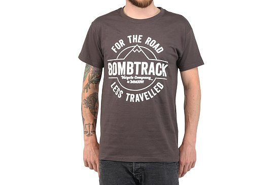 Bild 1 - Bombtrack LESS TRAVELLED T-Shirt