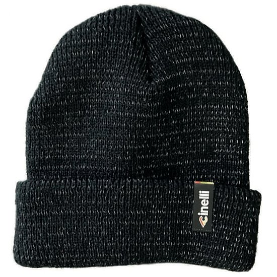Bild 1 - Cinelli REFLECTIVE Beanie black one size fits most