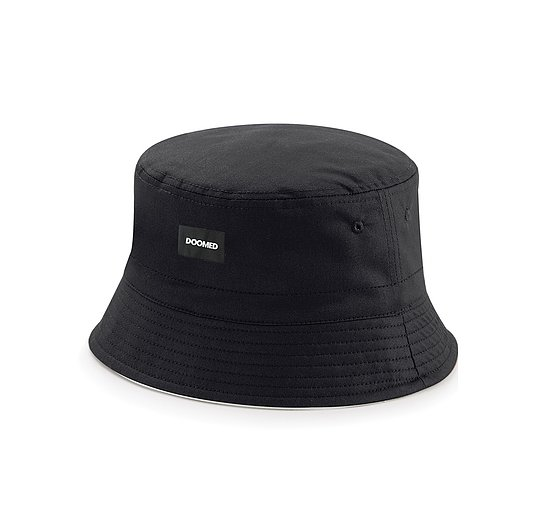 Bild 1 - Doomed MRS BUCKET Hat black one size fits most