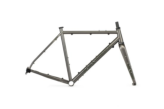 Bild 12 - Bombtrack 2019 HOOK EXT Frame Fork Set
