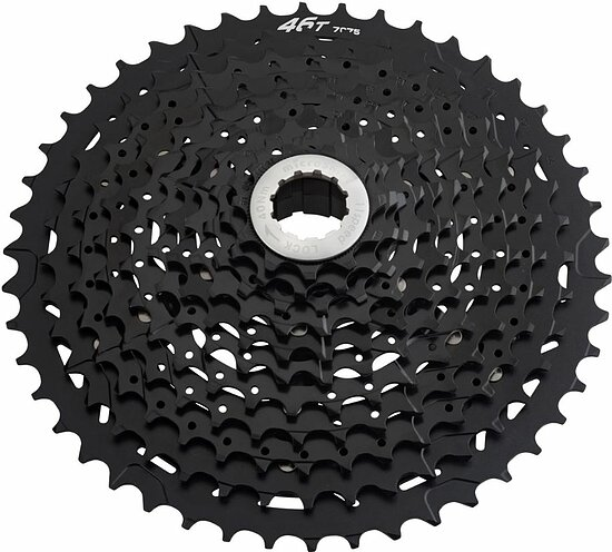 Bild 1 - microSHIFT XCD 11 CS-G113 Cassette ed black 11-speed 11-42t