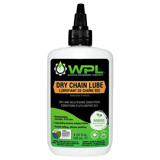 Bild 1 - WPL DRY CHAIN LUBE 120ml