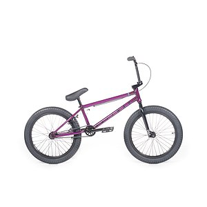 Cult 2019 GATEWAY-JR-B Complete Bike translucent purple 20'' Cassette Hub
