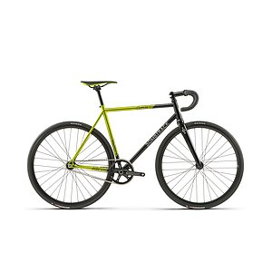 Bombtrack 2018 NEEDLE Complete Bike black/lime L 56cm