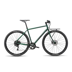 Bombtrack 2019 ARISE GEARED Komplettrad matt metallic green XS 46cm