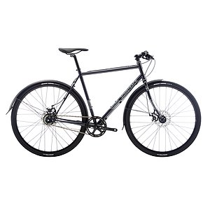 Bombtrack 2017 ARISE (GEARED) Complete Bike grey S 51cm