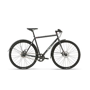 Bombtrack 2018 ARISE GEARED Complete Bike grey S 51cm