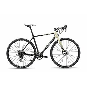 Bombtrack 2019 TENSION 1 Komplettrad matt black/sand S 50cm