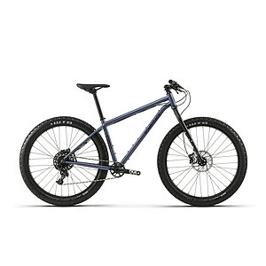 Bombtrack 2018 BEYOND+ 1 Complete Bike blue L 46cm