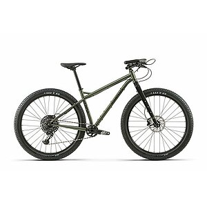 Bombtrack 2018 BEYOND+ ADV Complete Bike green S 40cm
