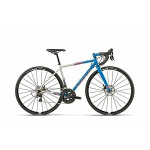 Bombtrack 2018 TEMPEST WMN Complete Bike grey/teal XS 43cm
