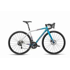 Bombtrack 2019 TEMPEST WMN Complete Bike grey/blue L 52cm