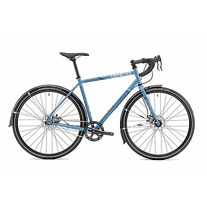 Genesis 2018 DAY ONE 10 Complete Bike blue S