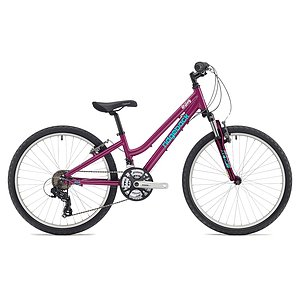 Ridgeback 2018 DESTINY Complete Bike purple Screw Cog Hub