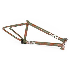 Cult 2019 DAK V3 Frame army green/brown 20.5'' Dakota Roche Signature