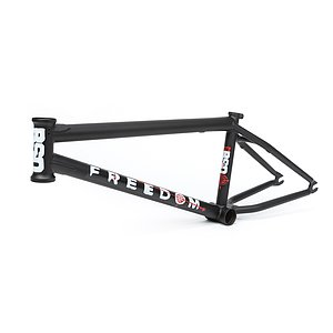 BSD 2019 FREEDOM Frame matt black 20.8'' Kriss Kyle Signature