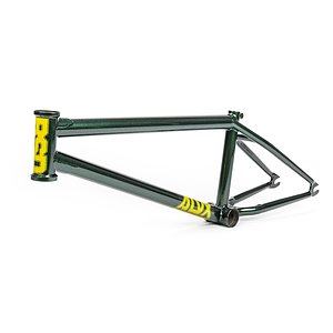 BSD 2019 ALVX AF Frame metallic green 21'' Alex Donnachie Signature