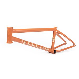 BSD 2019 SOULJA V3 Frame orange 21.2'' Dan Paley Signature