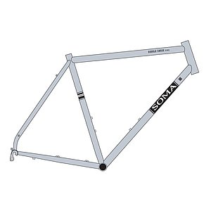 SOMA 2017 DOUBLE CROSS DISC Frame