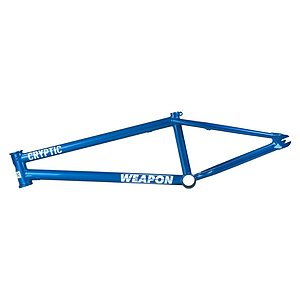 Cryptic 2018 WEAPON Rahmen metallic blau 20.8''