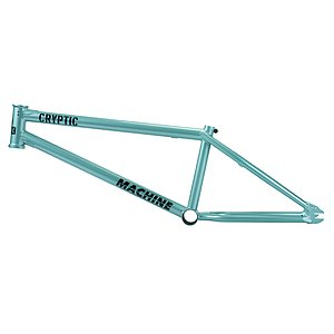 Cryptic 2018 MACHINE Rahmen metallic türkis 20.5''