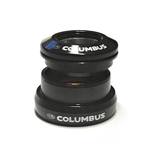 Columbus COMPASS ALLOY ZS/EC Headset black 1 1/8''-1 1/4'' tapered