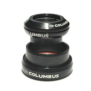 Columbus COMPASS ALLOY EC/EC Headset black 1 1/8''-1 1/4'' tapered