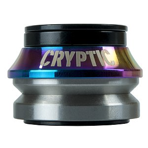 Cryptic FLOW Steuersatz oilslick 1 1/8''