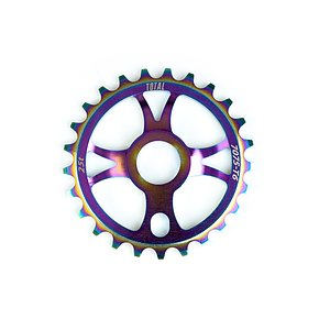 Total BMX ROTARY Sprocket rainbow 25t bolt drive