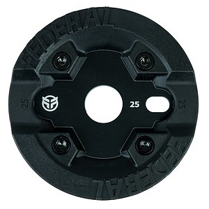Federal IMPACT GUARD Sprocket black 25t bolt drive