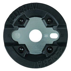 Federal IMPACT GUARD Sprocket silver 25t bolt drive