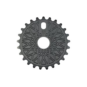 Federal BBS SOLID Sprocket black 25t bolt drive