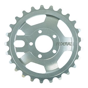 Federal AMG Sprocket silver 25t bolt drive