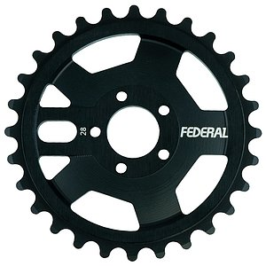 Federal AMG Sprocket black 28t bolt drive