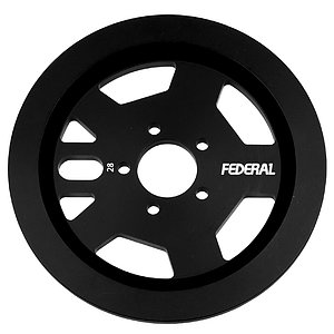 Federal AMG GUARD Sprocket black 28t bolt drive