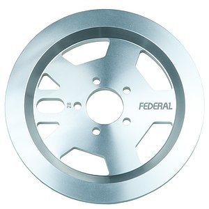 Federal AMG GUARD Sprocket silver 28t bolt drive