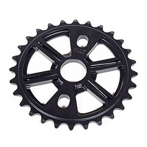 Cult DAK V2 SPROCKET Sprocket black 25t bolt drive Dakota Roche Signature