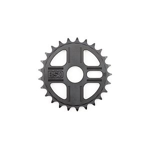 BSD TBT Sprocket black 25t bolt drive
