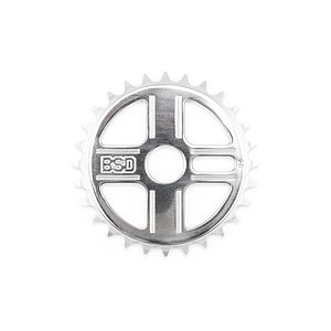 BSD TBT Sprocket polished 28t bolt drive