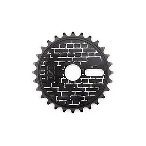 BSD WALLA Sprocket black 28t bolt drive