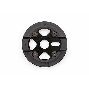 BSD BARRIER Sprocket black 25t