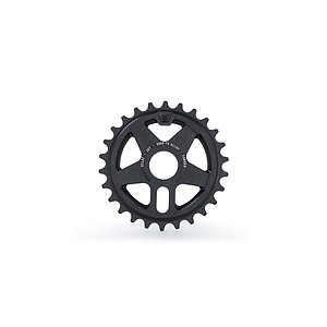 éclat ONYX Sprocket black 25t bolt drive
