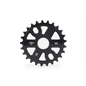 Animal V4 Sprocket black 25t